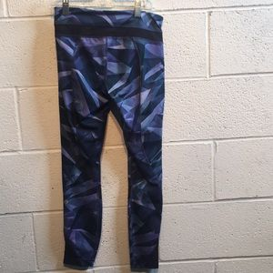 lululemon athletica Pants - Lululemon multi legging, sz 4, 57139